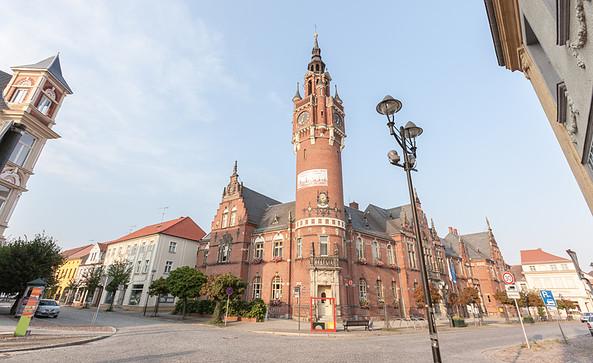 Stadtführung Dahme/Mark, Foto: J. Marzecki