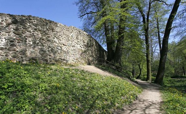 Alte Steinmauer, Foto: Henry Mundt