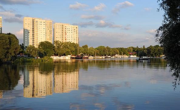 Yachthafen Neustädter Havelbucht © Christin Drühl