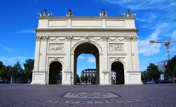 Brandenburger Tor © TMB-Archiv Kolbmüller