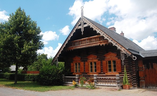 Siedlung Alexandrowka © TMB-Archiv Kolbmüller