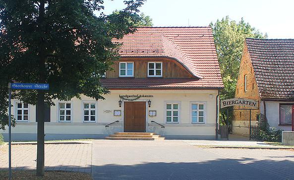 Landgasthof Askanien in Vietmannsdorf, Foto: Landgasthof Askanien
