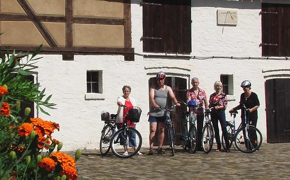 Fahrradverleih Lucke-Hof