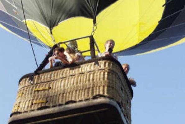 Heißluftballons © Sun-Ballooning GmbH