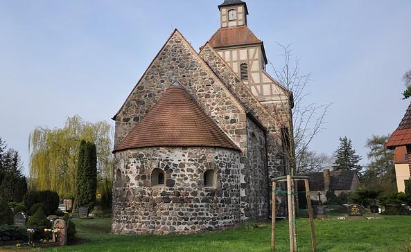 Wehrkirche Wildenbruch, Foto: Tourismusverband Fläming e.V.