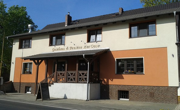 "Gasthaus & Pension ""Zur Oase"", Foto: M. Fliege-Blossey"