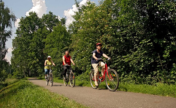Radtour an der Schwarzen Elster © Tourismusverband Elbe-Elster-Land e.V.