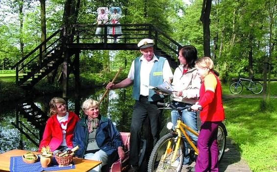 "2. Etappe ""Spreeradweg"": Cottbus - Lübben/Spreewald"