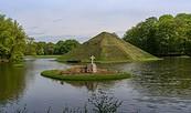 Grab-Pyramide Fürst Pücklers, Foto: TMB/Steffen Lehmann