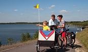 Zwischenstopp am See © Tourismusverband Lausitzer Seenland e.V./Nada Quenzel