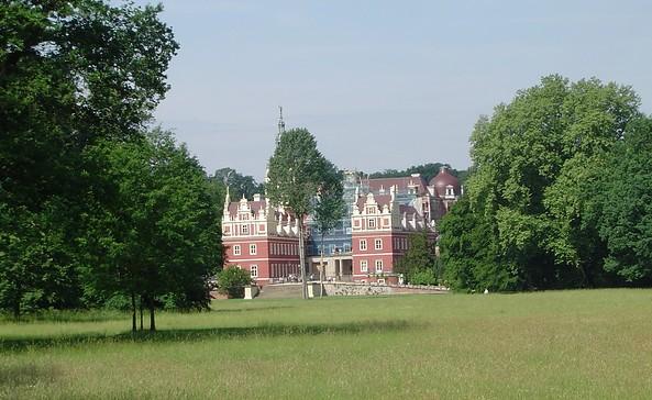 Schloss im Park Bad Muskau, Foto: Jan Hoffmann