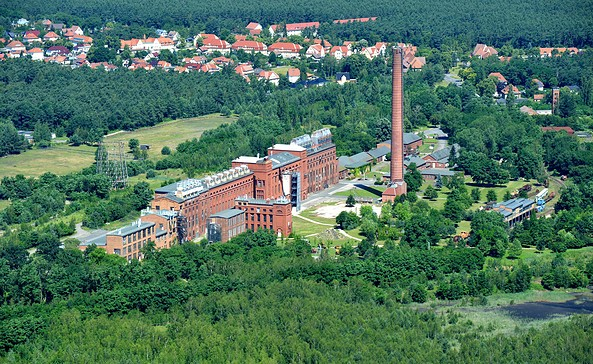 Energiefabrik Knappenrode, Foto: Peter Radke