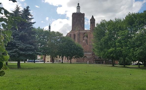 Stadt- und Hauptkirche Kirchenschiff, Foto: Marketing und Tourismus Guben e.V.