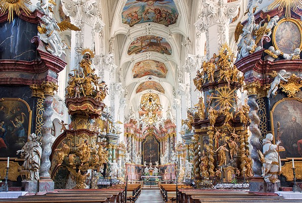 Stiftskirche Neuzelle, Foto: Florian Läufer