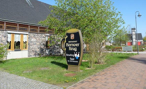 Gaststätte Hornoer Krug & Bowlingbahn, Foto: Tourismusverband Niederlausitz