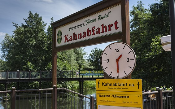 "Fährmannsverein ""Flottes Rudel"""