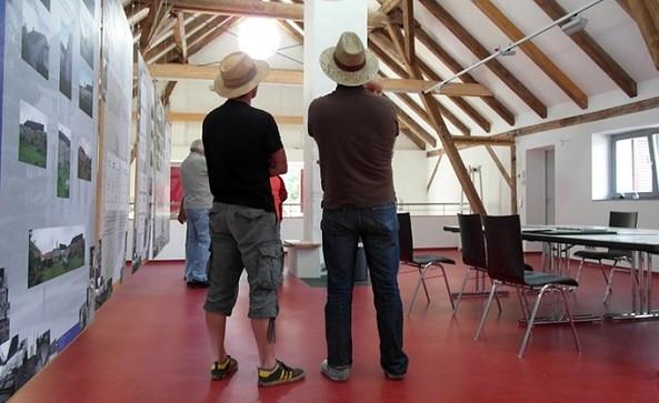 """Galerie im """"Linumer Landhof"""", Foto: Erste Linumer Landhof GmbH & Co KG"""