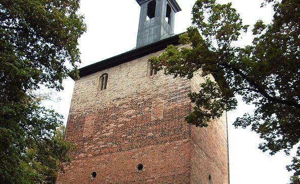 Dorfkirche Kleinmachnow, Foto: Tourismusverband Fläming e.V.