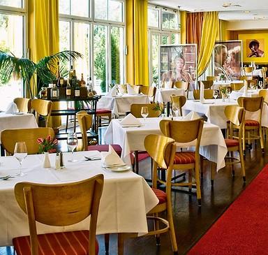 "Restaurant ""Am Griebnitzsee"" im avendi Hotel am Griebnitzsee"