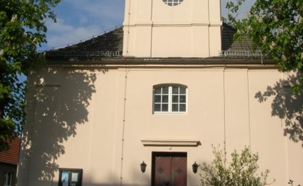 Kirche, Foto TI Flecken Zechlin
