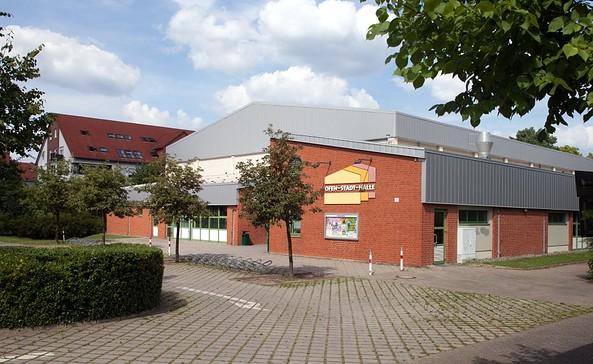 Ofen-Stadt-Halle in Velten, Foto: Stadt Velten