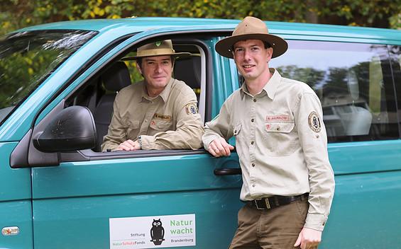 Ranger-Touren im Naturpark Schlaubetal