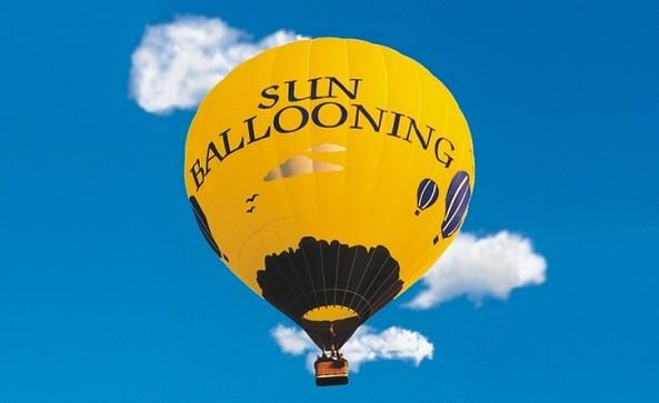 Heißluftballon © Sun-Ballooning GmbH