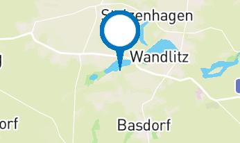 """Restaurant im Hotel """"Zur Waldschänke"""" am Rahmersee"""