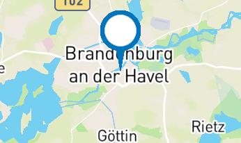 Straßenbahnmuseum in Brandenburg an der Havel