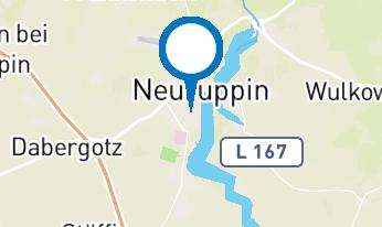 Wohnmobilstellplatz am Sportcenter Neuruppin
