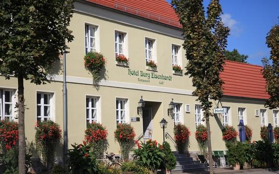 Orientalische Träume - Hotel Burg Eisenhardt