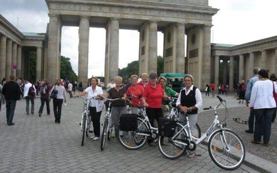 """Radtour """"Von Brandenburger Tor zu Brandenburger Tor"""""""