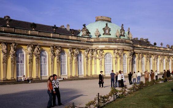 Potsdam à la card