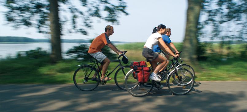 Stadt, Land, Fluss - Kombinierte Fahrrad- Kanutour durchs Havelland