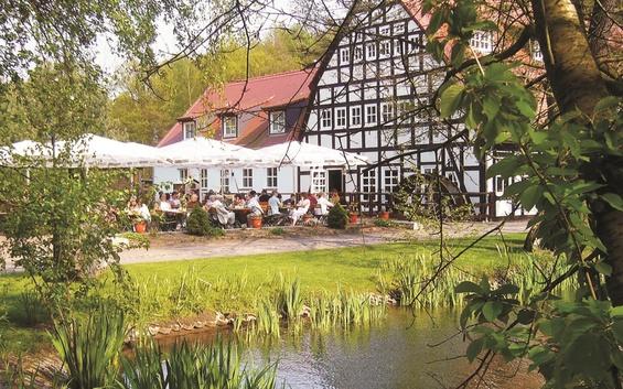 Orientalische Träume - Springbach Mühle