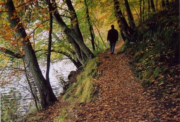 Naturparktour - Wandern ohne Gepäck