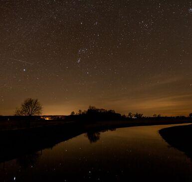 Natur und Sterne im Havelland erleben