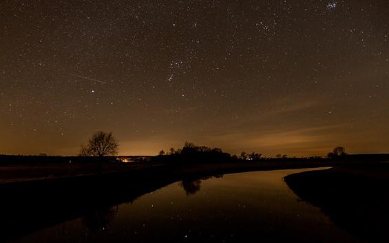 Sterne beobachten im Havelland