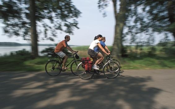 """Radtour """"Auf dem Havelradweg vom Mittellauf bis zur Mündung"""""""