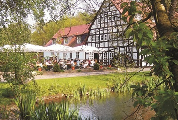 Entspannen & erleben - Springbach Mühle
