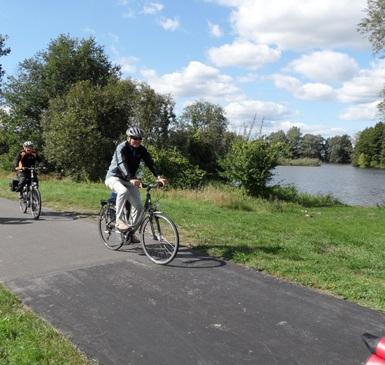 """Radtour """"Auf dem Havelradweg von der Quelle bis zum Mittellauf"""