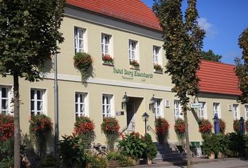 Bad Belzig entspannt & fit - Hotel Burg Eisenhardt