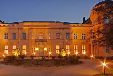 Silvester im Schloss Ziethen (Bellevuezimmer)