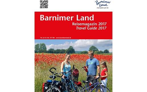 Barnimer Land Reisemagazin 2017