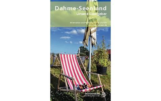 Gastgeberverzeichnis Dahme-Seenland 2016/17