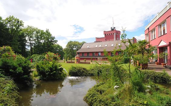 Aktiv im Burghotel - Entdeckungstour zu Wasser