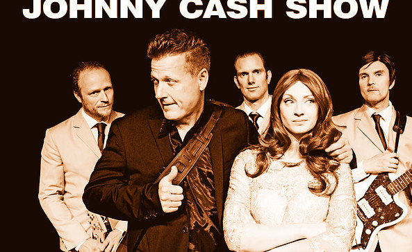 THE JOHNNY CASH SHOW presented by THE CASHBAGS