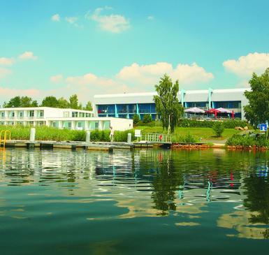 Unterwegs im Lausitzer Seenland (DZ Premium mit Seeblick)