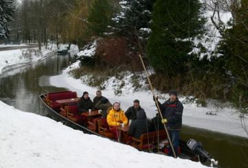 """""""Spreewald und Therme erleben"""" (Winterliches Brandenburg)"""