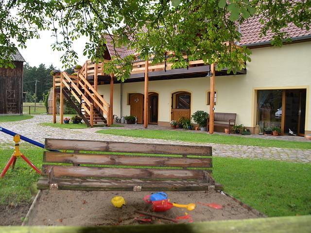 Ferienhof Zur Tabakblüte Hofansicht